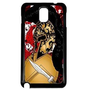 Cover for Samsung Galaxy Note 3 Spartan Greek warrior sword helmet Phone case