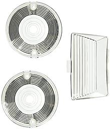 Kuryakyn 4995 Rear Smoke Lens Kit