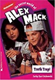 img - for Truth Trap (The Secret World of Alex Mack #21) by Cathy East Dobowski (1997-11-01) book / textbook / text book