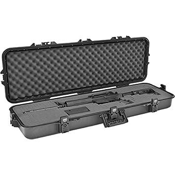 Plano Molding 108423 - Caja (Briefcase/classic case, Negro, 1168,4 mm, 406,4 mm, 140 mm, 1092,2 x 330 x 127 mm): Amazon.es: Informática