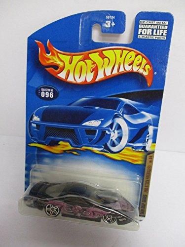 2000 Mattel Hot Wheels Skin Deep Series Pro Stock Firebird diecast car Collector No. 096