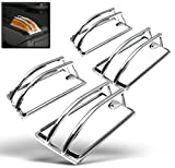 hummer chrome roof accessories - ZMAUTOPARTS Hummer H2 Upper Roof Cab Light Lamp Cover Moulding Trim Chrome