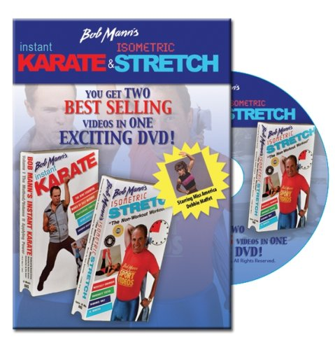 Instant Karate & Isometric Stretch: Fitness: Martial Arts: Yoga