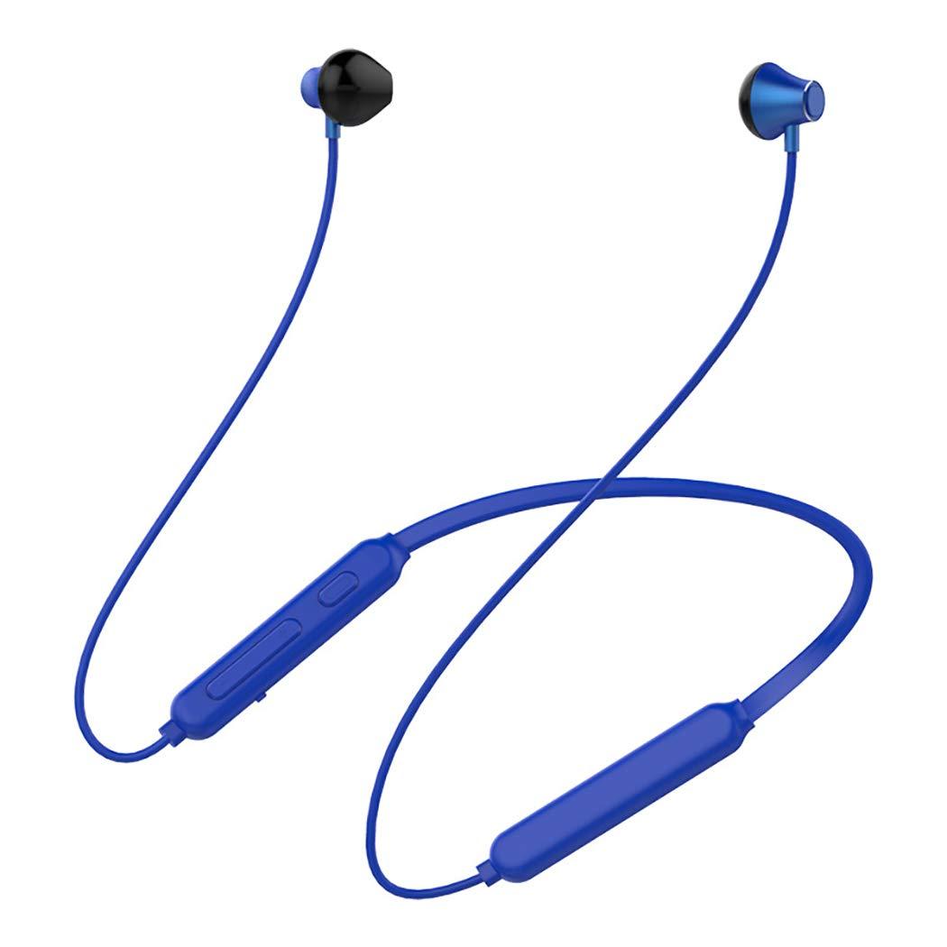 【上品】 YYH Bluetoothヘッドセット 003 デュアルイヤーステレオワイヤレスインイヤー 磁気スポーツBluetoothヘッドセット Bluetoothイヤホン ブルー ブルー 003 ブルー ブルー B07H268BHH, 大瑠堂:822befd9 --- nicolasalvioli.com