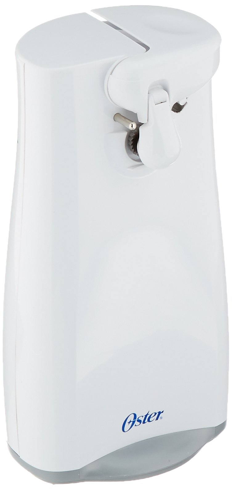 Oster 3125 Electric Can Opener, 220 Volts (Not for USA),White by Oster