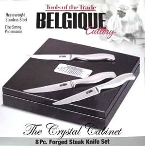 Amazon Com Tools Of The Trade Belgique Cutlery 8 Pc