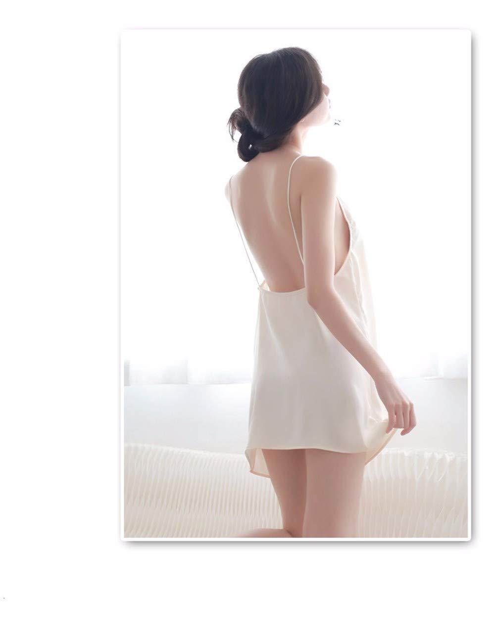 Sexy Sexy Sexy Ropa Interior De Seda como Sexy Arnés Falda/Pura Seda De Hielo Tentación Pijamas/Ropa Interior,Milord,F 7bec6b