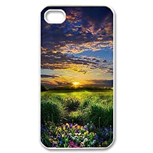 Landscape ZLB582183 Personalized Phone Case for Iphone 4,4S, Iphone 4,4S Case