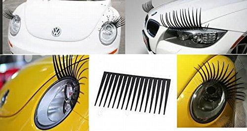 Hot Diva lashes Wimpern Auto : Make-up fü r die Scheinwerfer 2er Set Divalashes