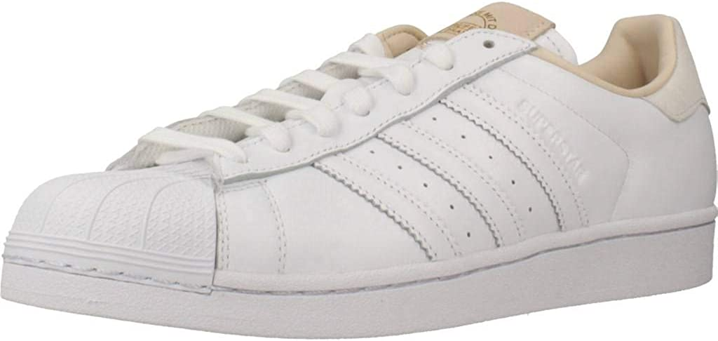Adidas Superstar White White Crystal White blanc/blanc/blanc
