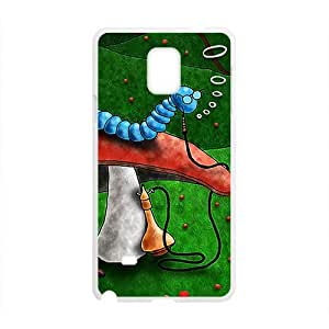 Happy Glam Mushroom Cartoon Custom Protective Hard Phone Cae For Samsung Galaxy Note4