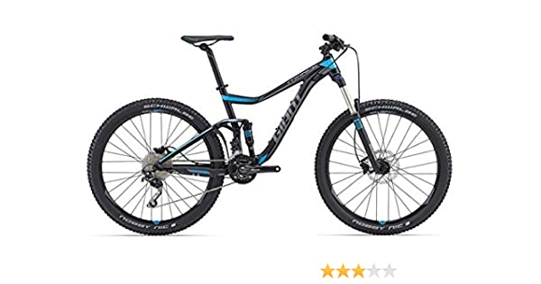 Giant Trance 3.27, 5.Pulgadas Mountain Bike Negro/Azul (2016 ...