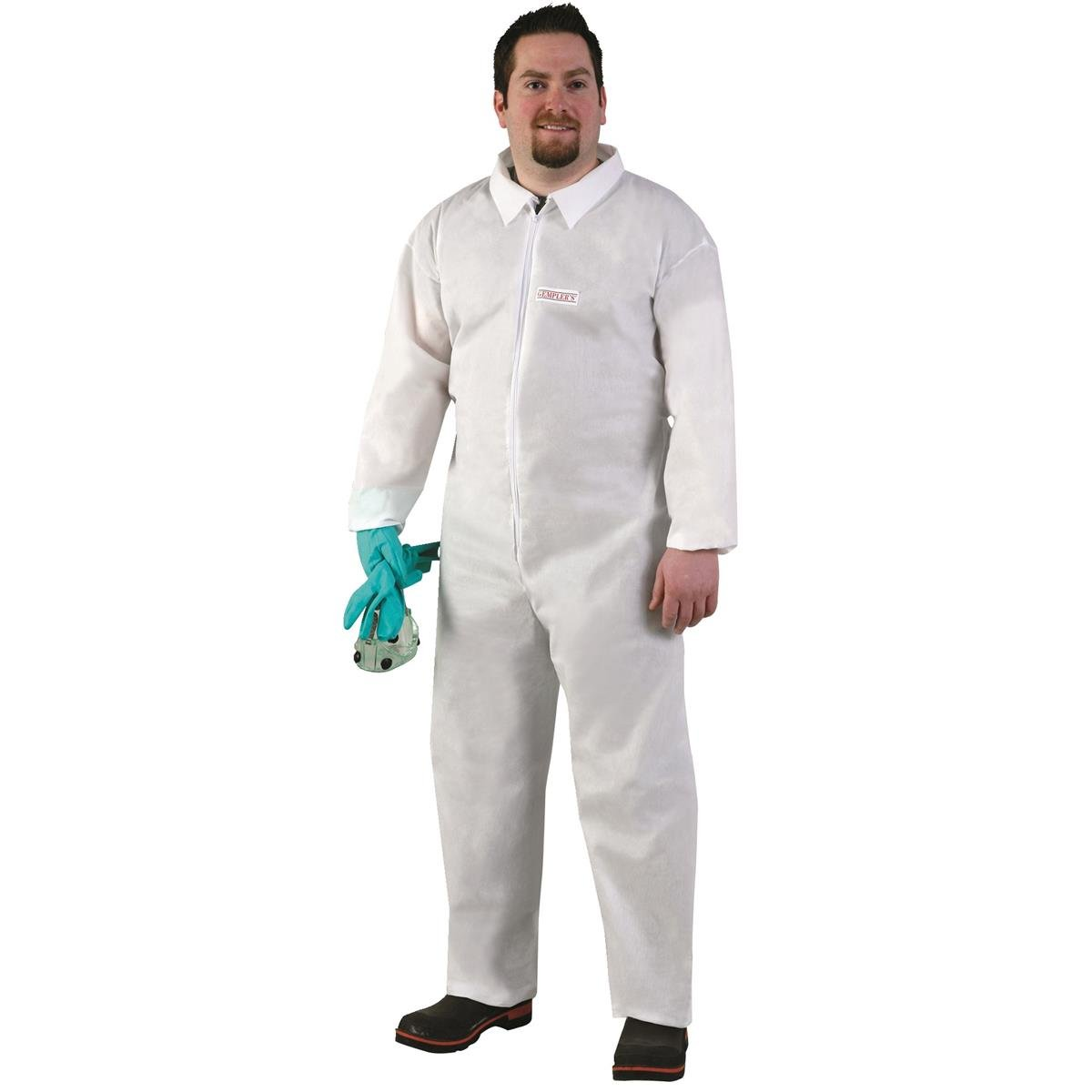 Gempler's 165563 General Purpose Coveralls, Size Large
