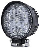 "HELLA H71030201 Optilux 5"" 10-30VDC Round Close Range LED Work Lamp"