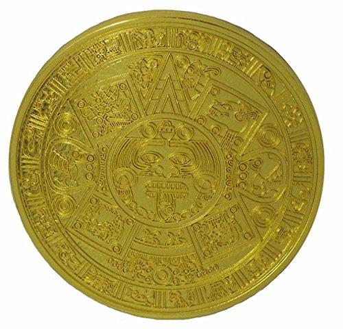 Letter Love Fashion Aztec Mayan Calendar Belt Buckle Metal Fashion New Mexican Usa Native Indian ()