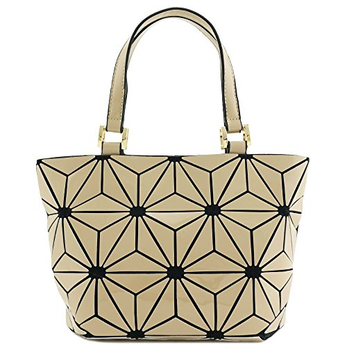 Geometric Lattice Small Top Handle Crossbody Purse for sale  Delivered anywhere in USA