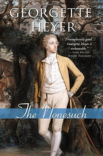 Book cover for The Nonesuch