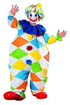 Amazon.com: Rubie's Costume Co Inflatable Clown Costume