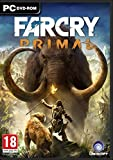 Far Cry Primal (PC DVD) PEGI Rating: Ages 18 and Over by Ubisoft
