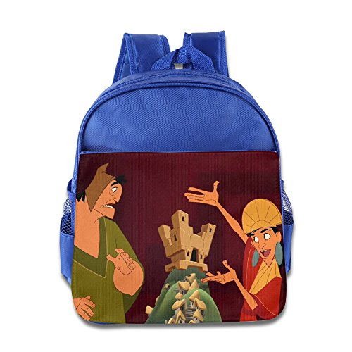 The Emperor New Groove Toddler School Bag RoyalBlue
