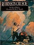 Robinson Crusoe, Daniel Defoe, 0894719971