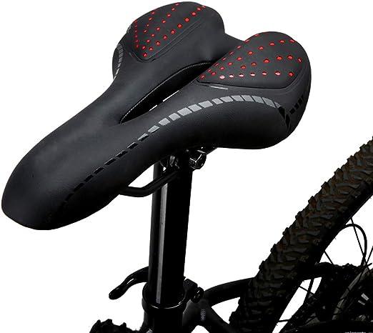 SKTWOE Asiento de Bicicleta, sillín de Bicicleta de montaña ...