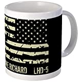 CafePress - USS Bonhomme Richard Mug - Unique Coffee Mug, Coffee Cup