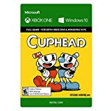 Cuphead Xbox One Windows 10 Digital Code (Small Image)