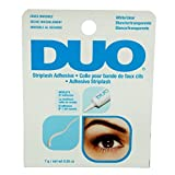 Duo Lash Adhesive, 0.25 OZ, White and Clear