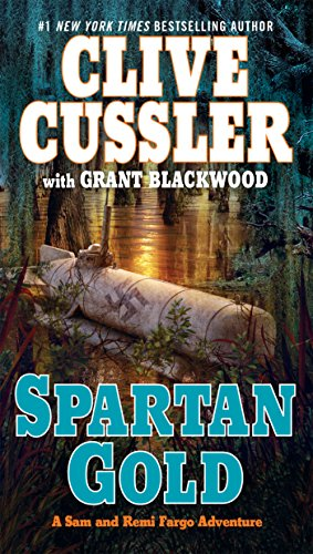 - Spartan Gold (A Fargo Adventure Book 1)