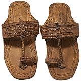 FITORY Men's Flip-Flop Thong Sandals Light...