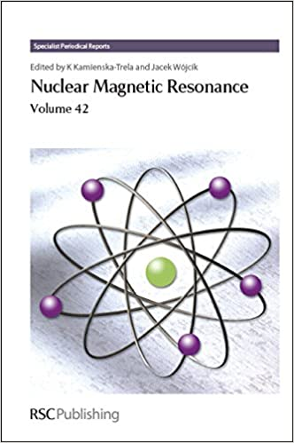 Nuclear Magnetic Resonance: Volume 42 (Specialist Periodical
