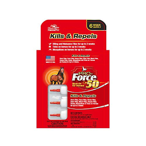 Manna Pro Pro Force 50 Spot On 6 Count