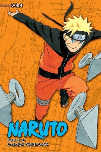 Naruto 3-in-1, Vol. 12: A Compilation of the Graphic Novel Volumes 34-36 (Naruto 34)