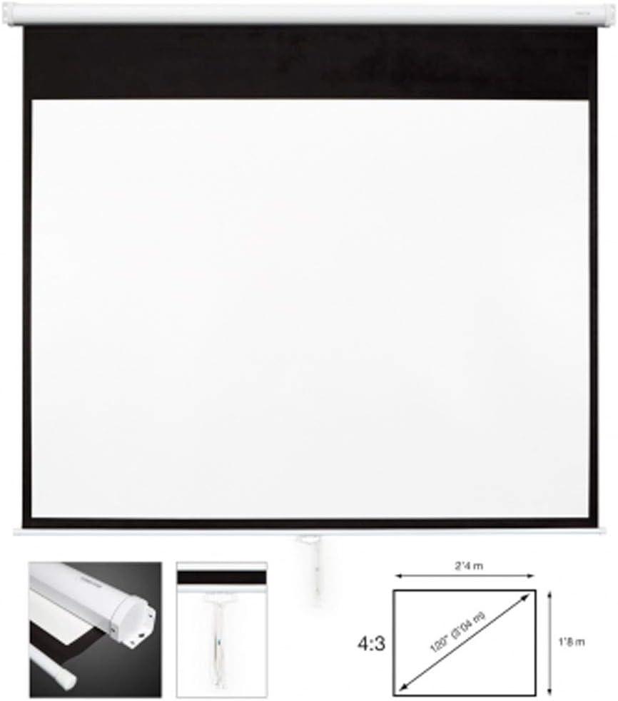 Fonestar PPMA-43120-BA - Pantalla de proyección manual: Fonestar ...