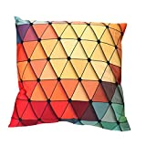 Best Home Decors For Sofa Cars - Gallity Geometric Pattern Throw Pillow Cases Decorative Cushion Review