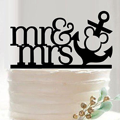 Mickey cake stencil