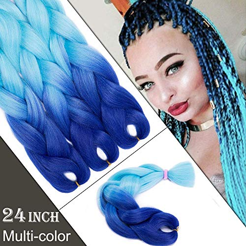 Extensions Temperature Synthetic African Braiding