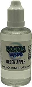 RockinDrops GREEN APPLE Food Flavoring Concentrate (50ml)