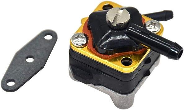 Fuel Pump for Johnson Evinrude Motor 397839 391638 6hp 8hp 9.9hp 15hp 1992-Older