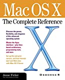 img - for Mac OS X: The Complete Reference book / textbook / text book