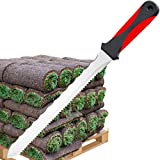 KEYFIT Tools SOD Knife Stainless Steel Blade Sod Cutter Trim New sod Around Landscape...
