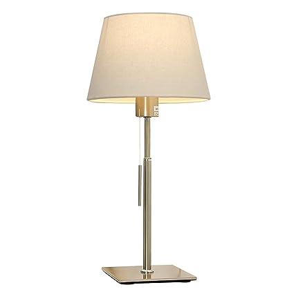 CJH Dormitorio de la lámpara de Mesa nórdica, Lado de la ...