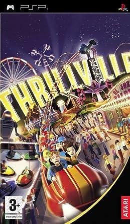 thrillville para psp gratis