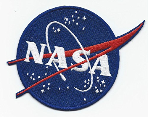 Official NASA Vector Logo Patch Nasa Flight Patches