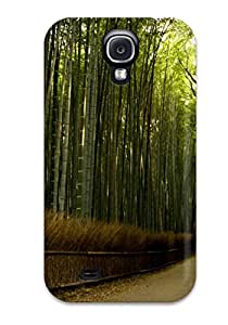 JjXodTy1191jsKPQ Snap On Case Cover Skin For Galaxy S4(bamboo)