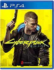 Cyberpunk 2077 for PlayStation 4 - Standard Edition