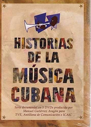 Amazon.com: HISTORIAS DE LA MUSICA CUBANA (ESTUCHE: Movies & TV