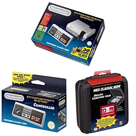 Nintendo NES - Consola Classic Mini + Controller adicional + ...