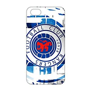Rangers FC Football Club LOGO 3D For SamSung Galaxy S5 Phone Case Cover